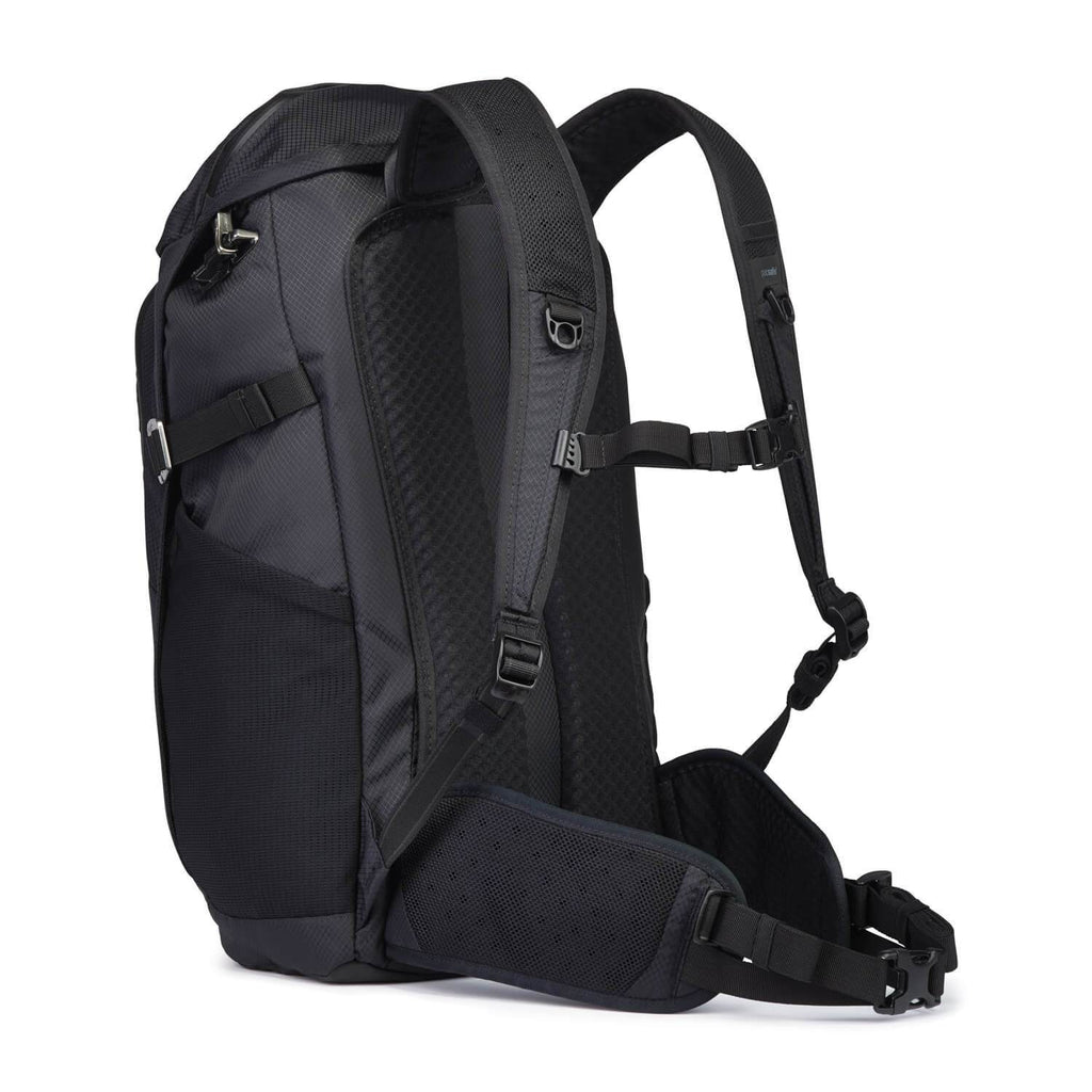 Venturesafe X30 Anti-Theft Backpack, Black