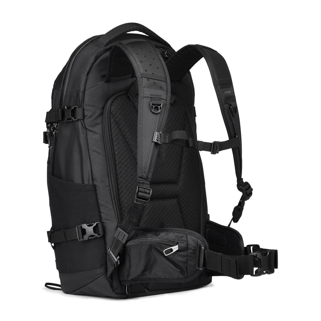 Venturesafe X40 Anti-Theft Backpack, Black