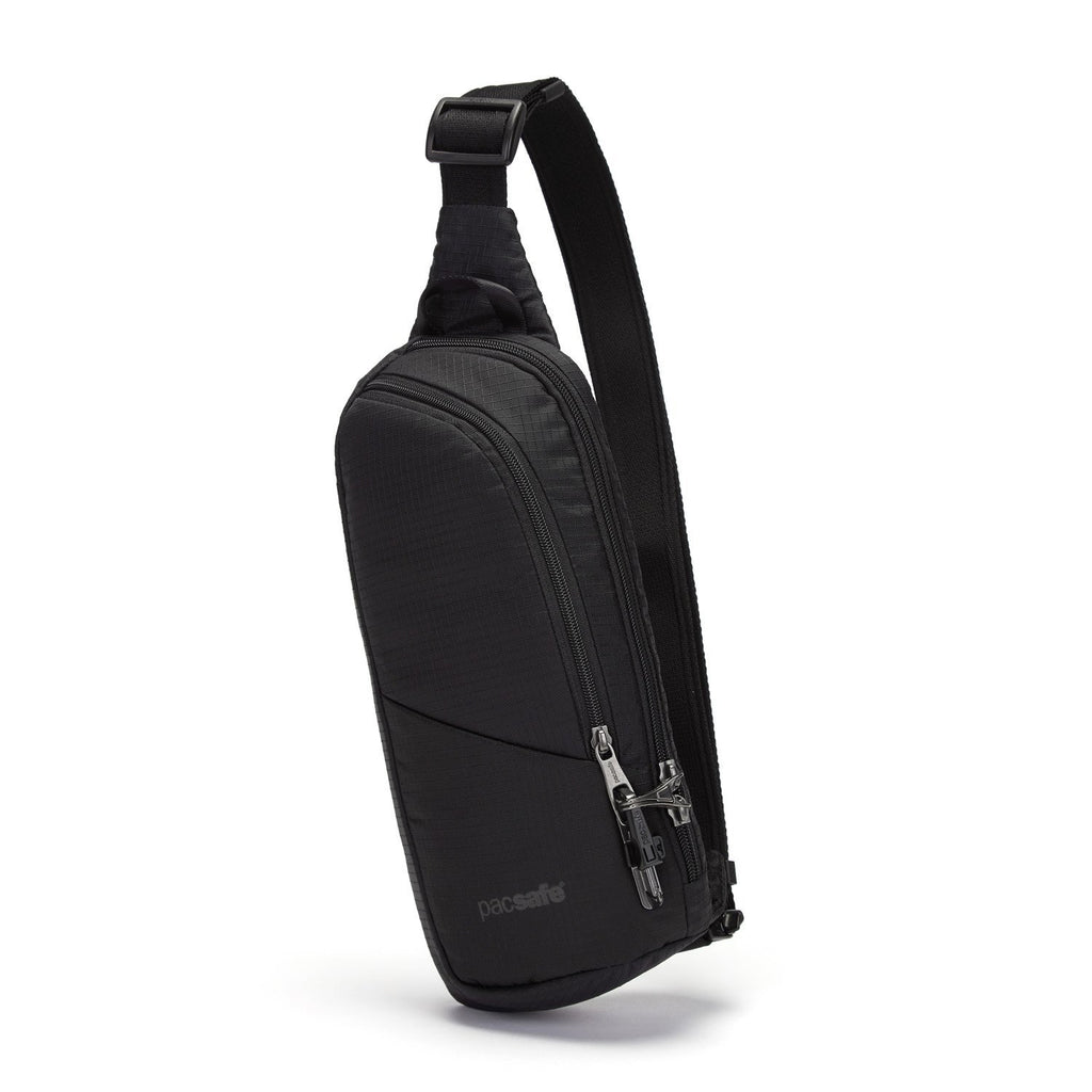 Pacsafe Vibe 150 Anti-Theft Sling Pack, Jet Black