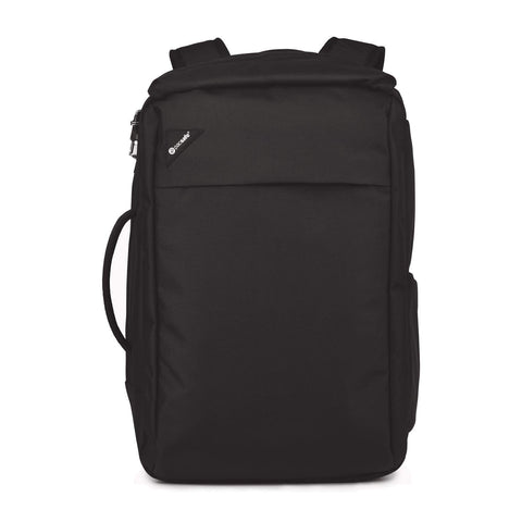 Vibe 28L Anti-Theft Cordura Backpack, Black