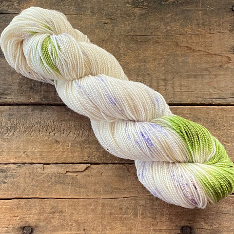 Verdant Virtue Sock
