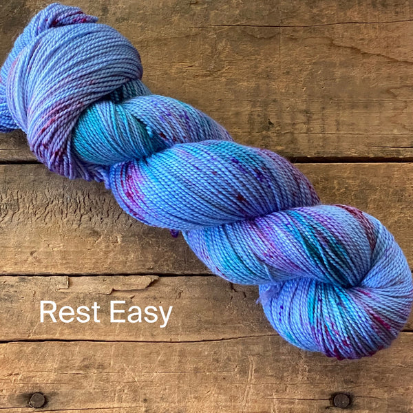 Rest Easy Extrafine Merino Sock