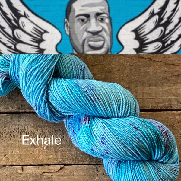 Exhale Extrafine Merino Sock