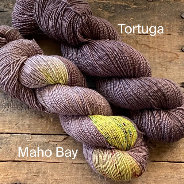 Maho Bay Extrafine Merino Sock