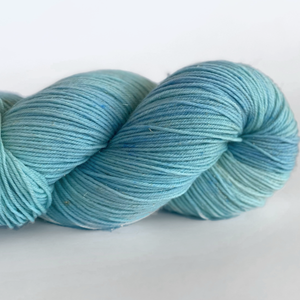 Pool Gilded Extrafine Merino Sock