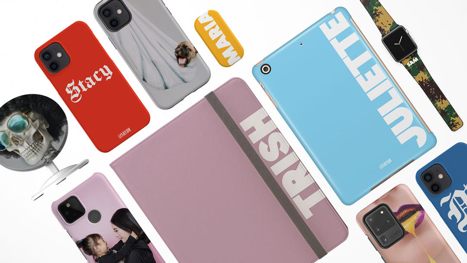 Custom Phone Cases and Tech Accessories - CaseNation