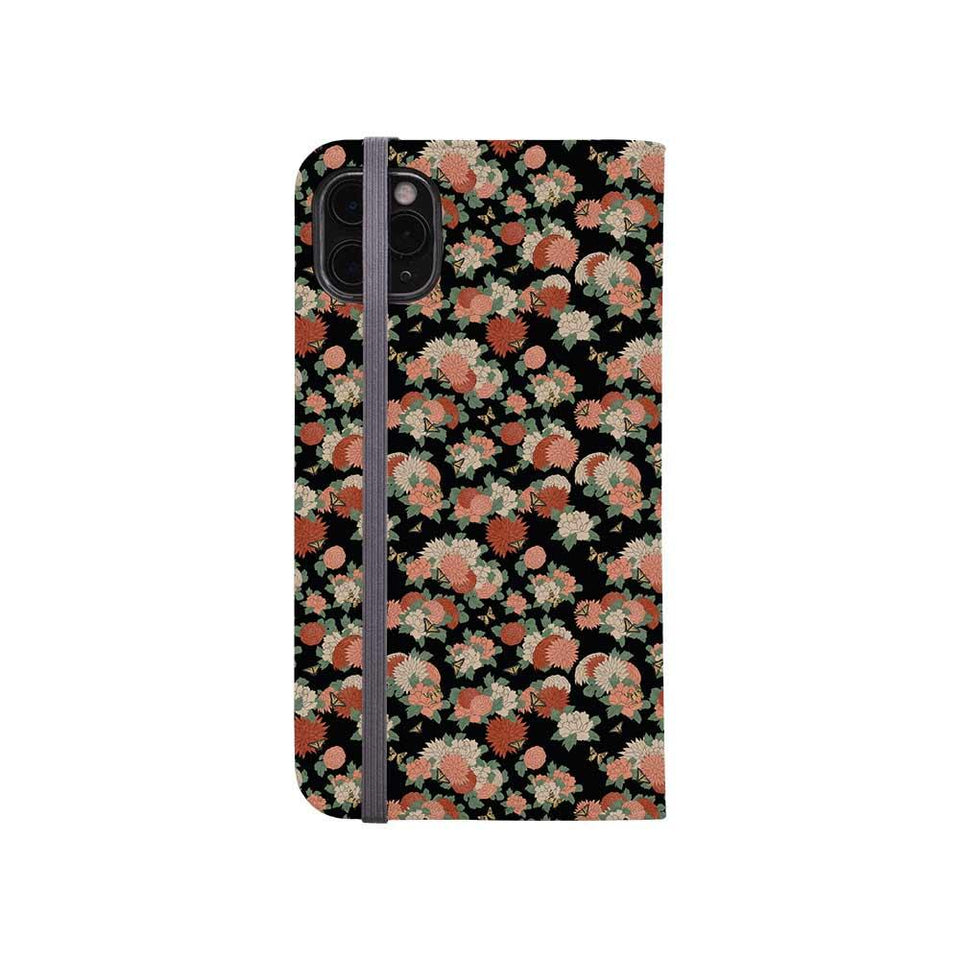 Butterfly Dance Folio Phone Case - CaseNation