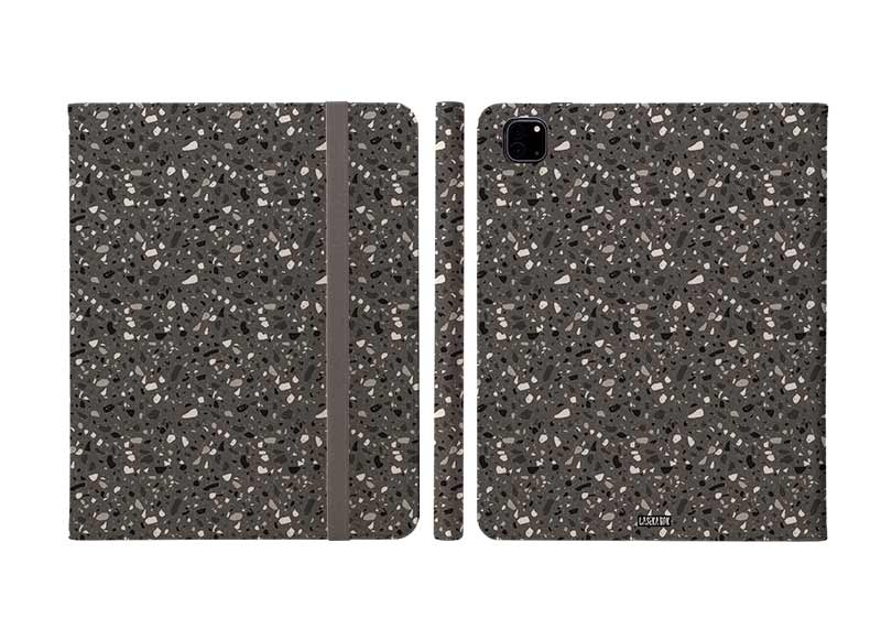 Salt And Pepper Ipad Pro Folio Case