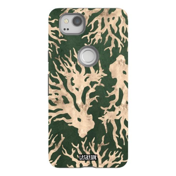 Water Trees Tough Phone Case - CaseNation
