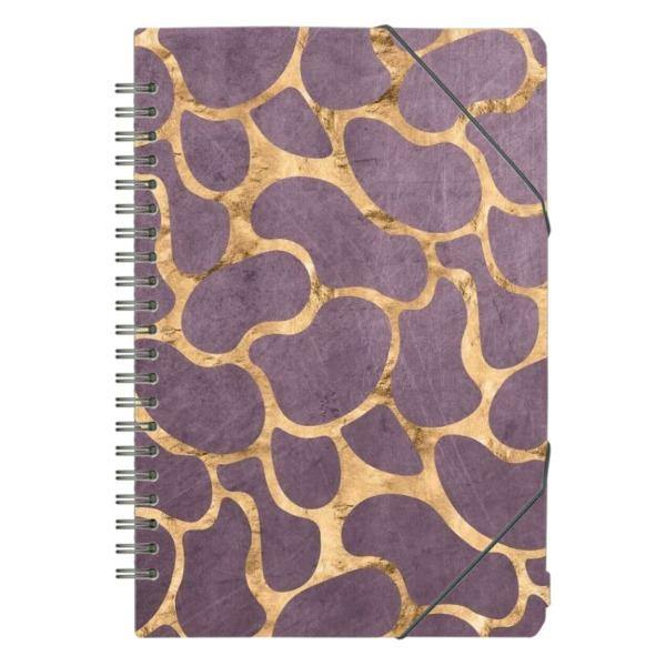Afternoon Delight Spiral Notepad - CaseNation