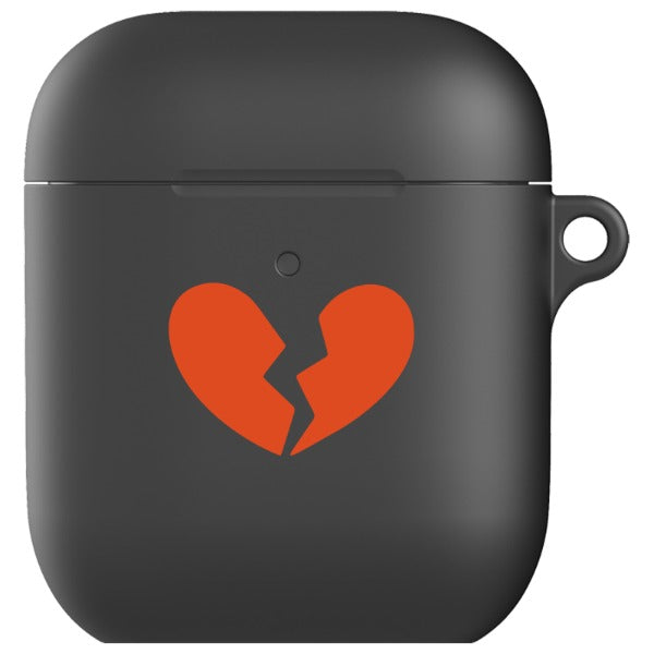 Devastated Love Airpods Case - CaseNation