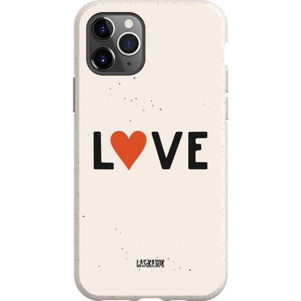 Love Of My Life Biodegradable Phone Case - CaseNation