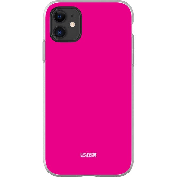 Fuschia Flexi Phone Case - CaseNation
