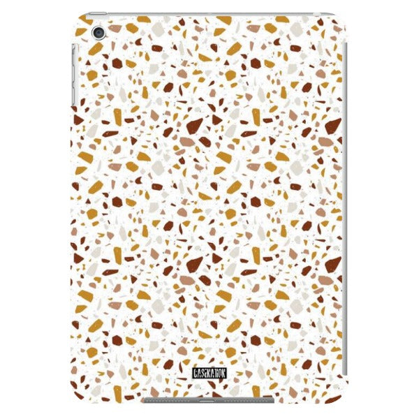 Orange Splatter Ipad  Case - CaseNation