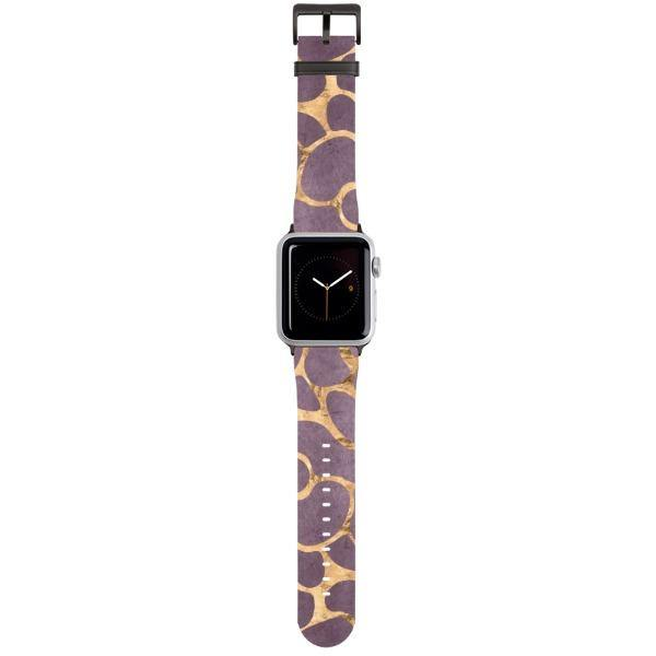 Personalised Afternoon Delight Apple Watch Strap - CaseNation