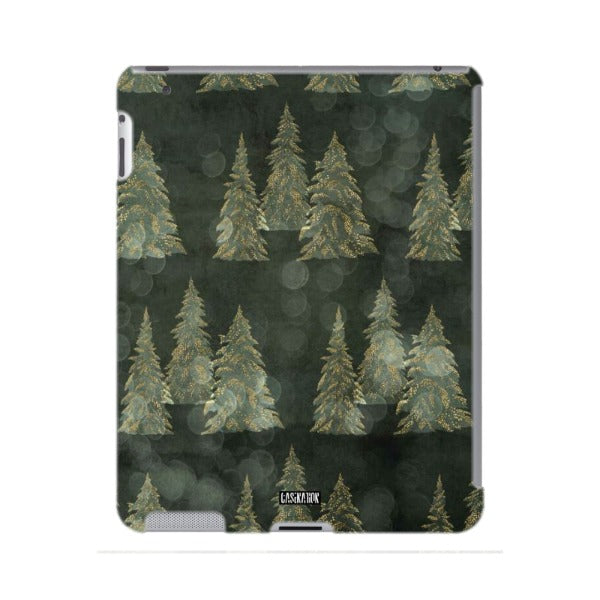 Snowy Trees Ipad  Case - CaseNation