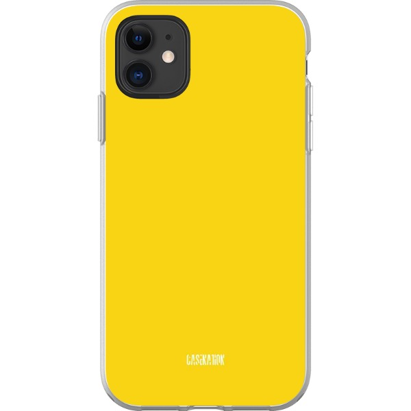 Gummi Yellow Flexi Phone Case - CaseNation
