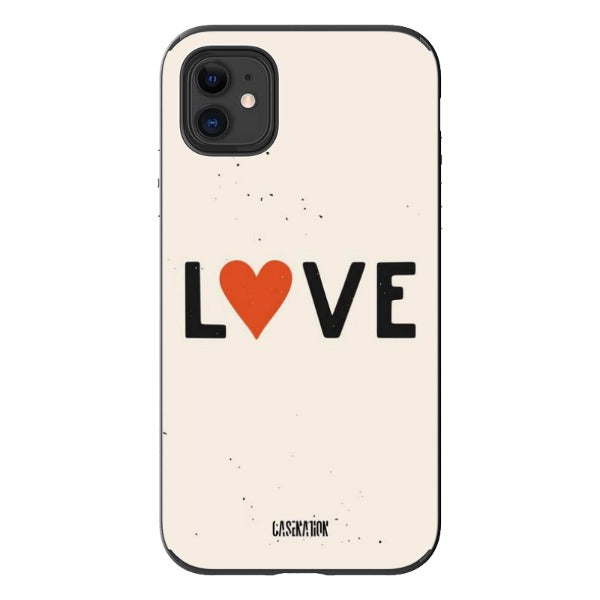 Love Of My Life Phone Card Case - CaseNation