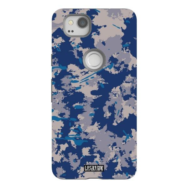 Brazen Sea Camo Tough Phone Case - CaseNation