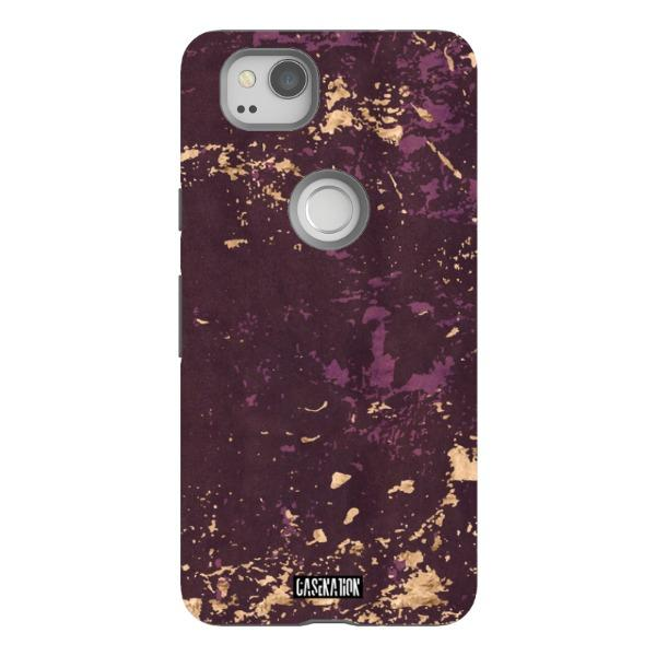 Aubergine Delight Tough Phone Case - CaseNation