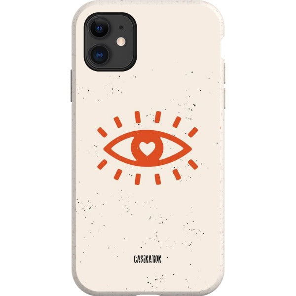 I Only Have Eyes For You Biodegradable Phone Case - CaseNation