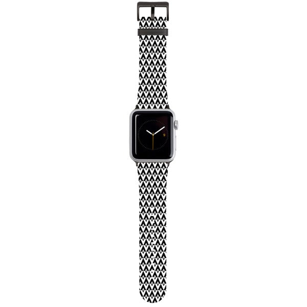 Personalised Artic Bouquet Apple Watch Strap - CaseNation