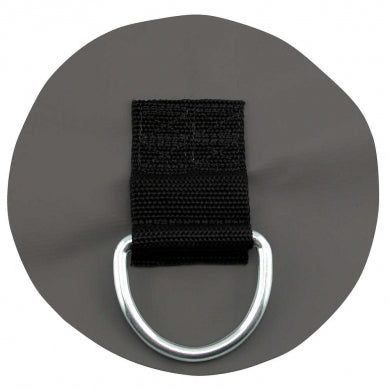 "Canoe 2"" D-Ring PVC Patch"