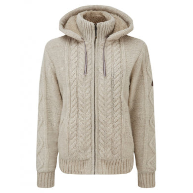 Women's Kirtipur Cable-Knit Sweat