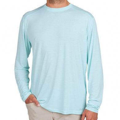 Men's Bamboo Lightweight Long Sleeve