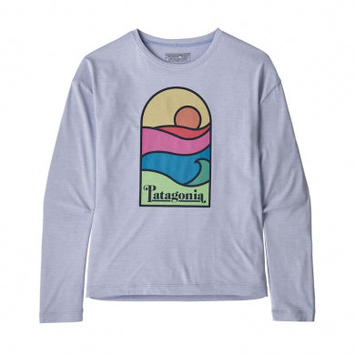 Girls' L/S Cap Cool Daily T-Shirt