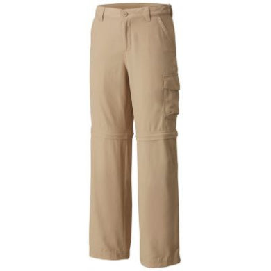 Boy's Silver Ridge III Convertible Pant