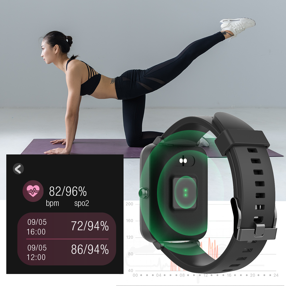 24H/7D Heart Rate Monitor