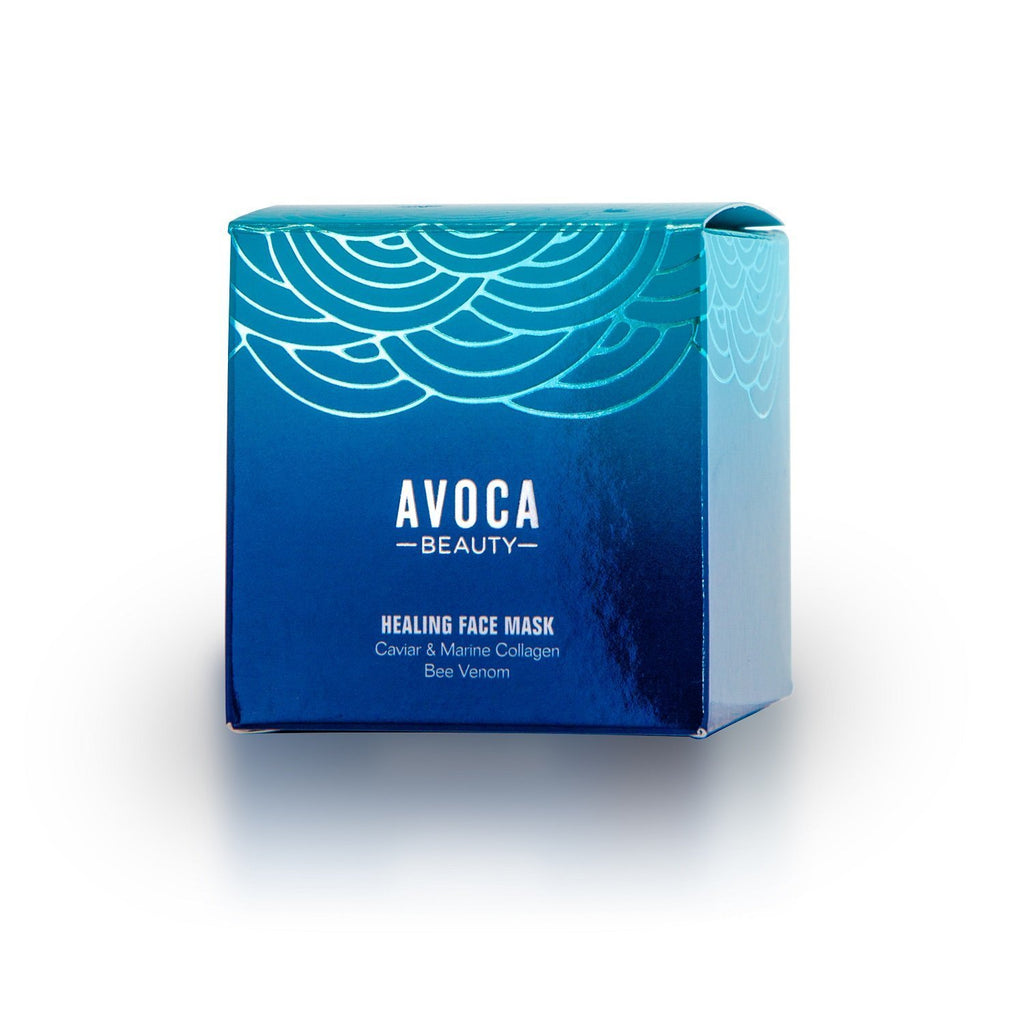 Healing Face Mask - Avoca