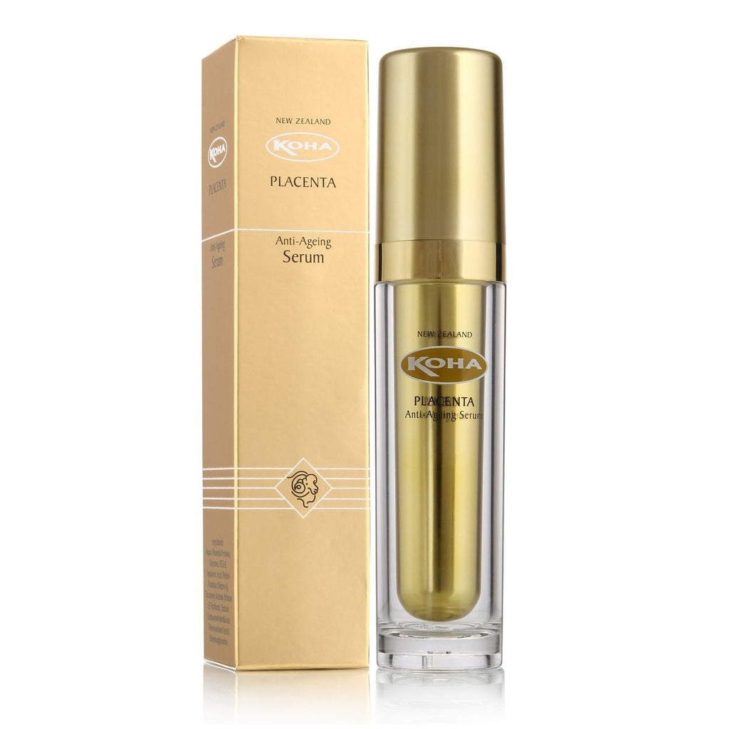 Placenta Anti-Ageing Serum - Koha 30ml