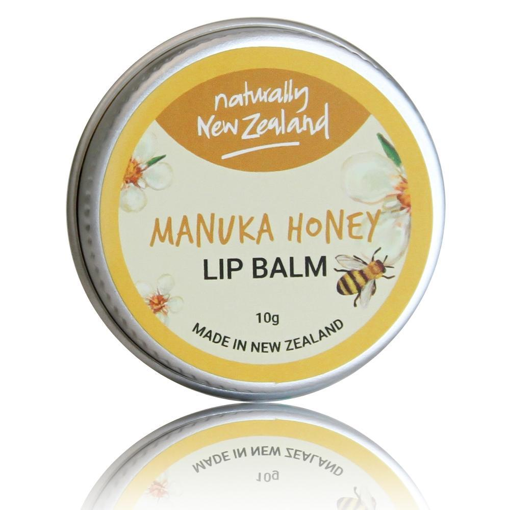 Naturally NZ Manuka Honey Lip Balm 10g