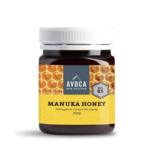 Manuka Honey - Avoca MG85 - 250g