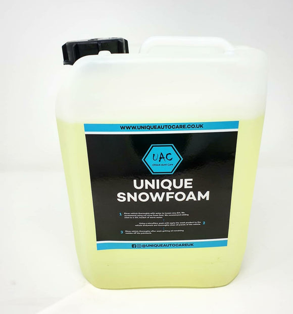 Unique Snowfoam 5L