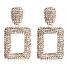 Load image into Gallery viewer, Rae Gold Earrings