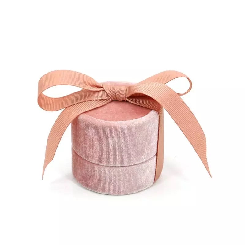 Pink Ribbon Box