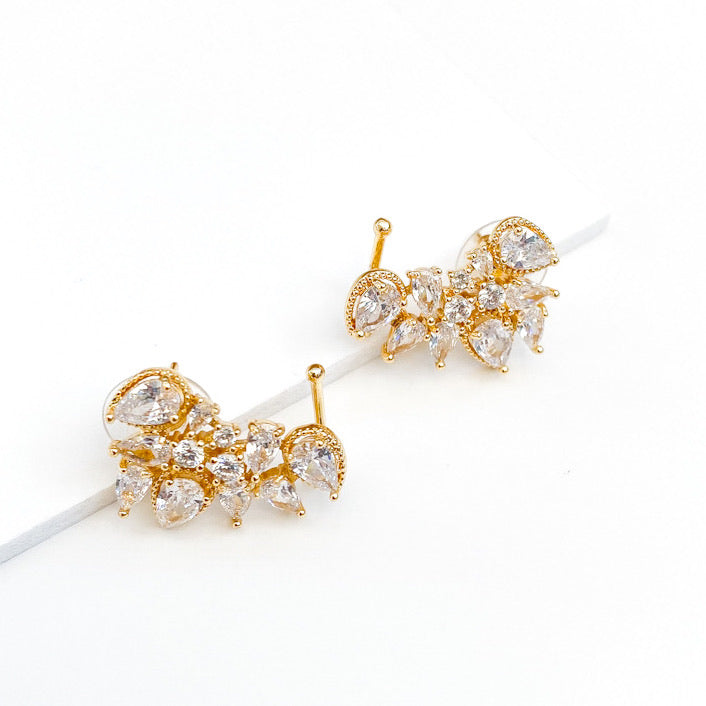 Honour Gold Earrings