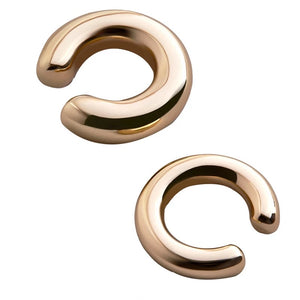 Gold Ear Cuffs - Nicholls Jewellery