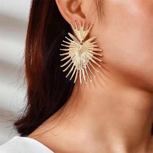 Load image into Gallery viewer, Lust Gold Earrings