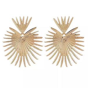 Lust Gold Earrings