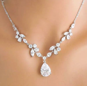Beau Silver Necklace