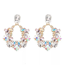 Load image into Gallery viewer, Dainty AB Earrings - Nicholls Jewellery