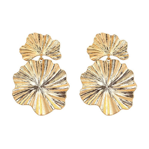 Dali Flower Earrings - Nicholls Jewellery