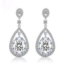 Load image into Gallery viewer, Cherish Silver Earrings