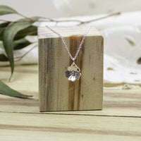 Forget-me-not pendant