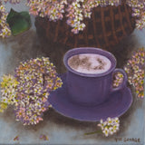 Lavender and coffee by Toni-Maree Savage