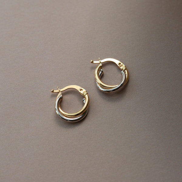 Hoop Earrings - Gelin Diamond